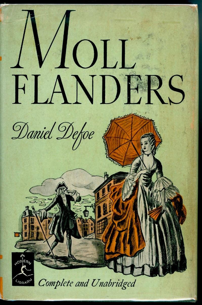 moll flanders essay